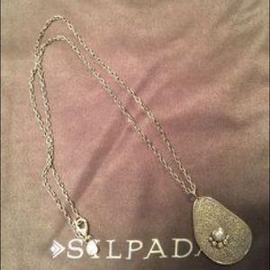 Fancy little necklace